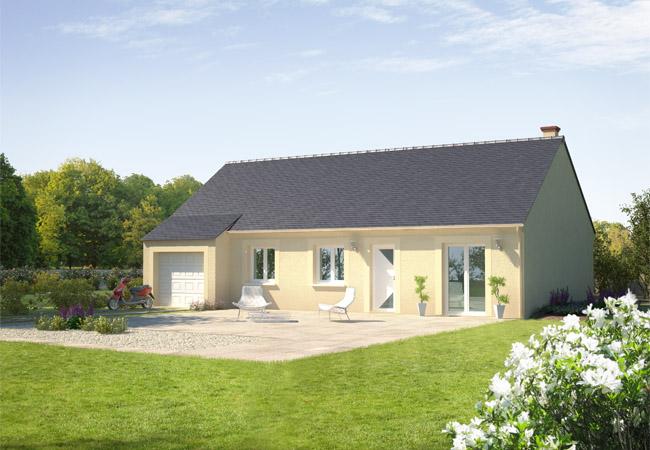 nouvelle maison capucine constructeur de maisons. Black Bedroom Furniture Sets. Home Design Ideas